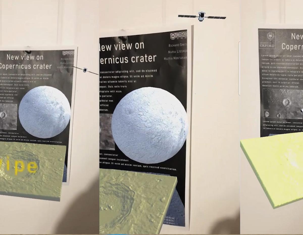 Copernicus Crater AR