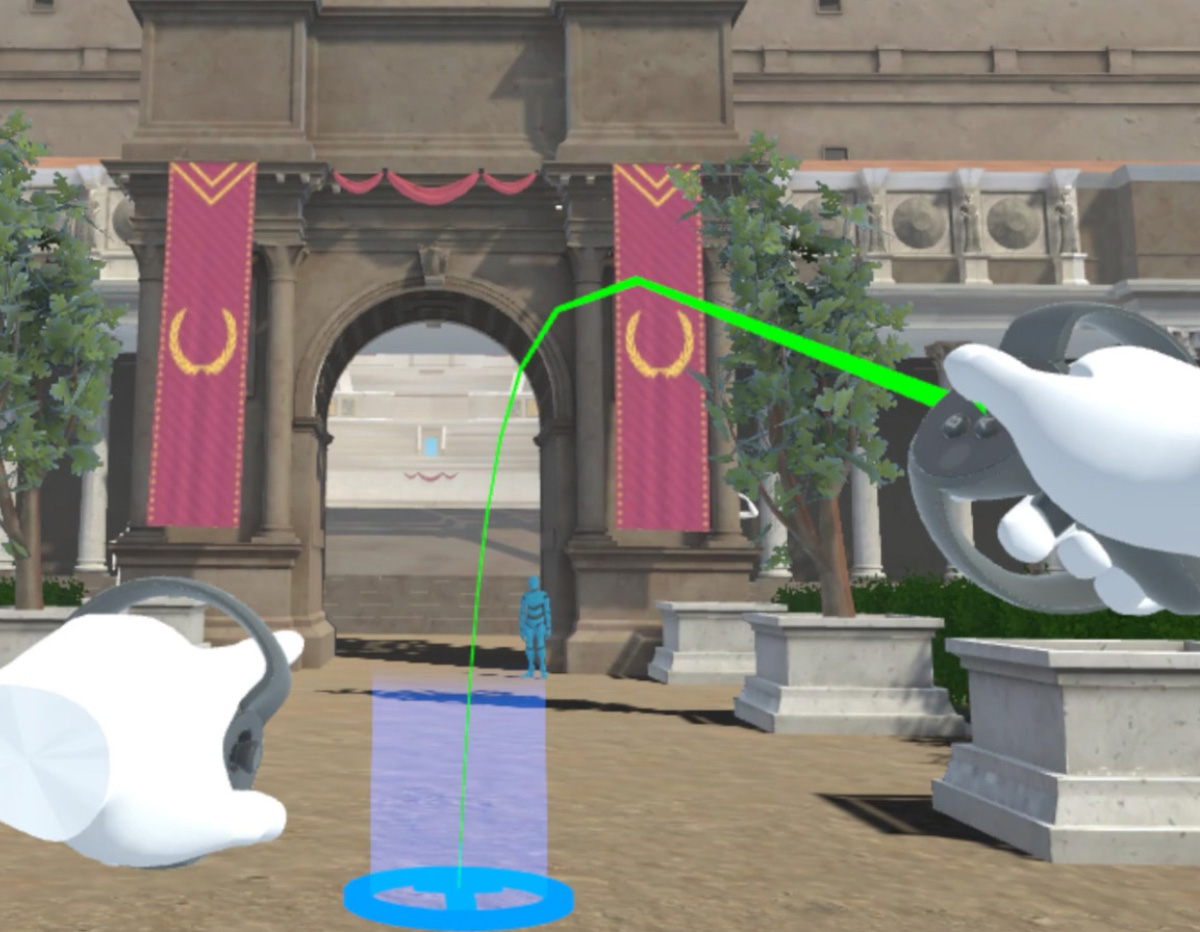 Ancient Rome VR