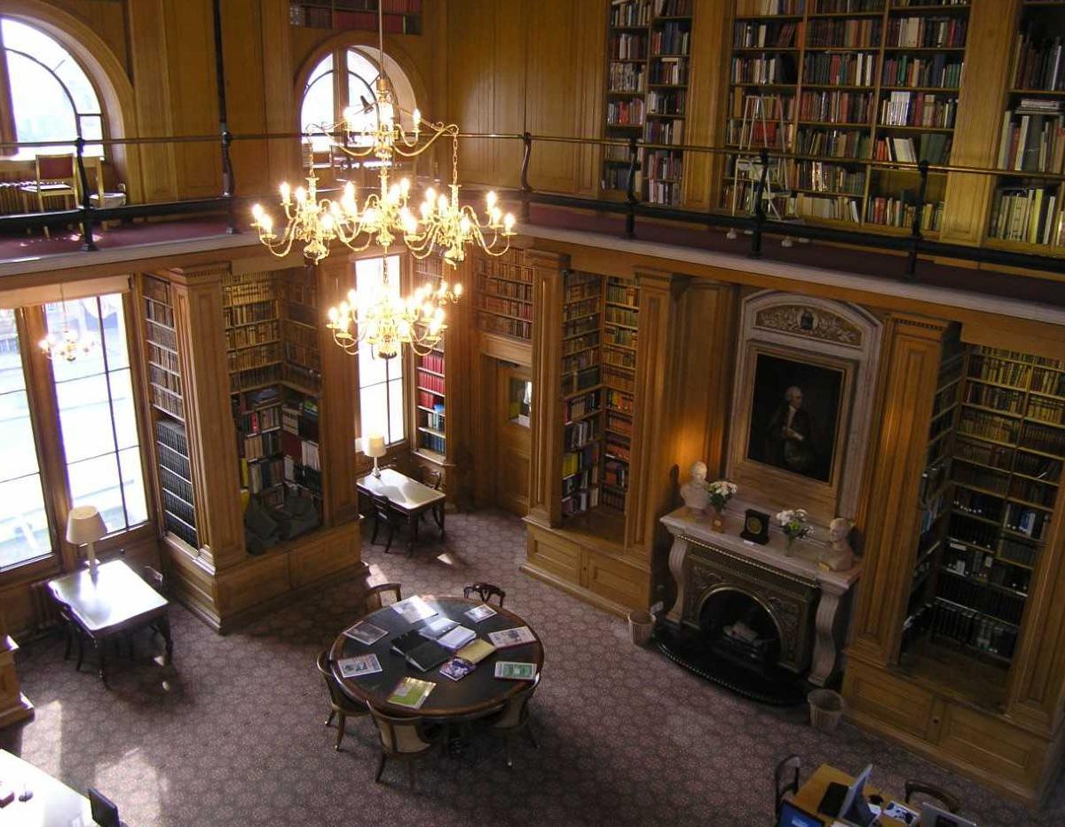 Taylorian Library App